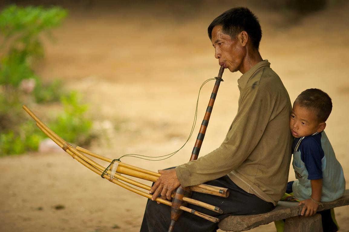 la musique lao