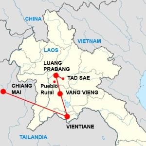 mapa festivals