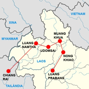 mapa ruta nord cat