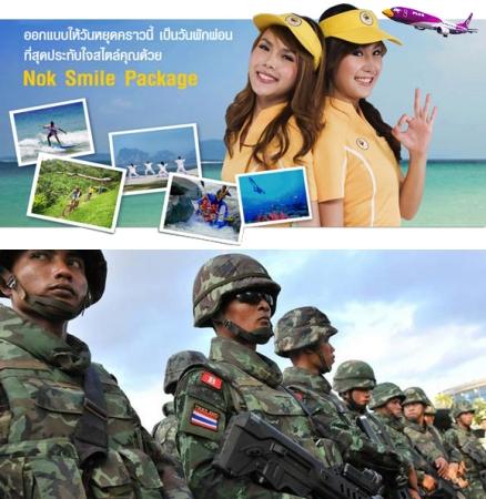 turismo tailandia golpe de estado