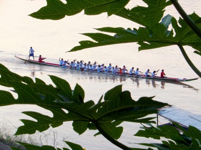 Boat Racing Rehearsal