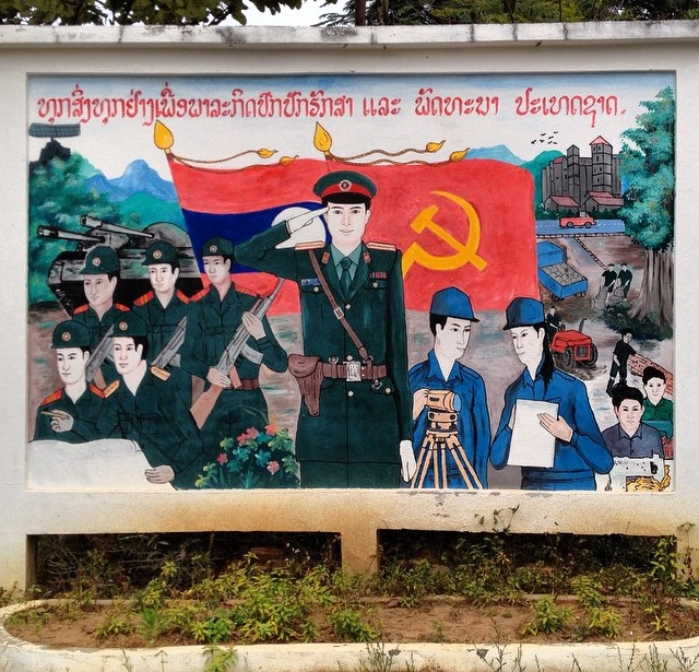 poster luang namtha