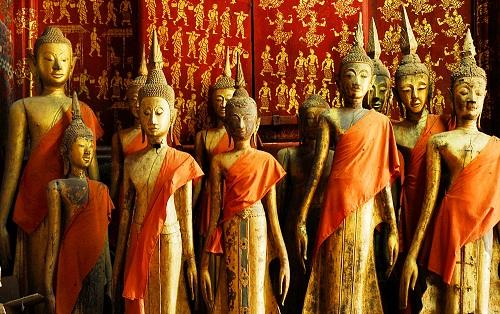 buda statues