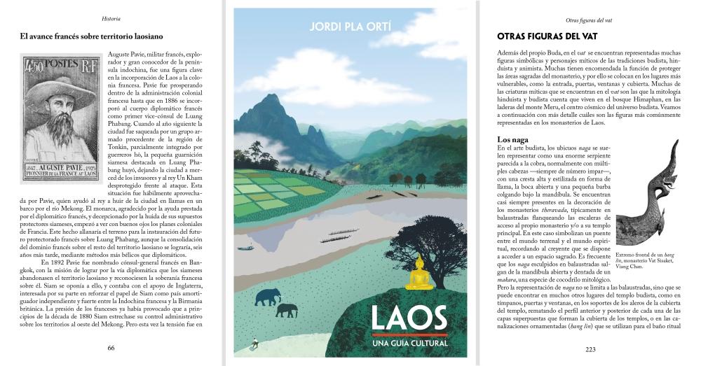 Laos, una guía cultural