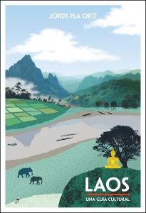 Portada Laos, una guía cultural