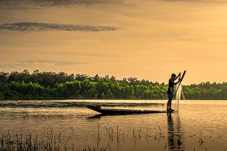 mekong sur de laos