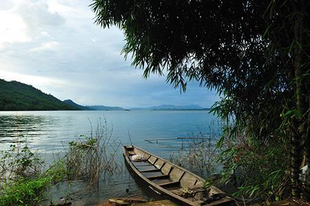 presa ang nam ngum laos