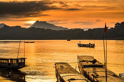 viaje laos crucero mekong