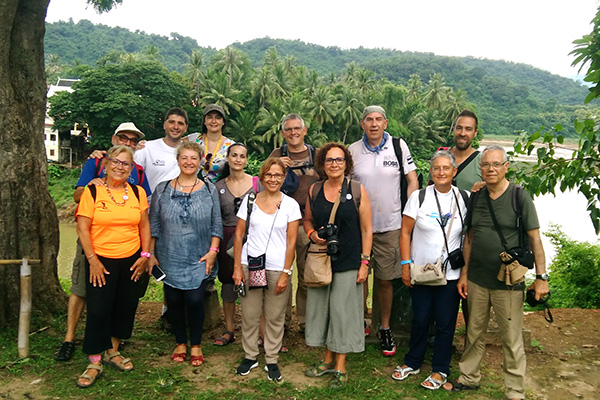 viajes en grupo a laos